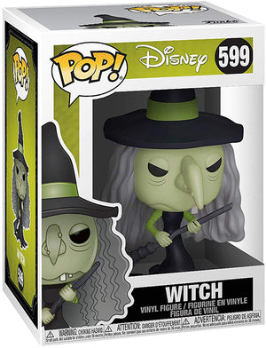 Pop Disney 3.75 Inch Action Figure Nightmare Before Christmas - Witch #599