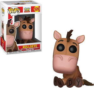 Pop Disney 3.75 Inch Action Figure Toy Story - Bullseye #520
