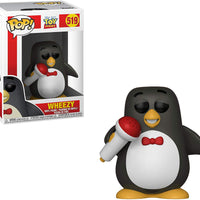 Pop Disney 3.75 Inch Action Figure Toy Story - Wheezy #519