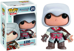 Pop Games Assassins Creed 3.75 Inch Action Figure - Ezio #21