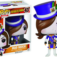 Pop Games Borderlands 3.75 Inch Action Figure - Mad Moxxi #43