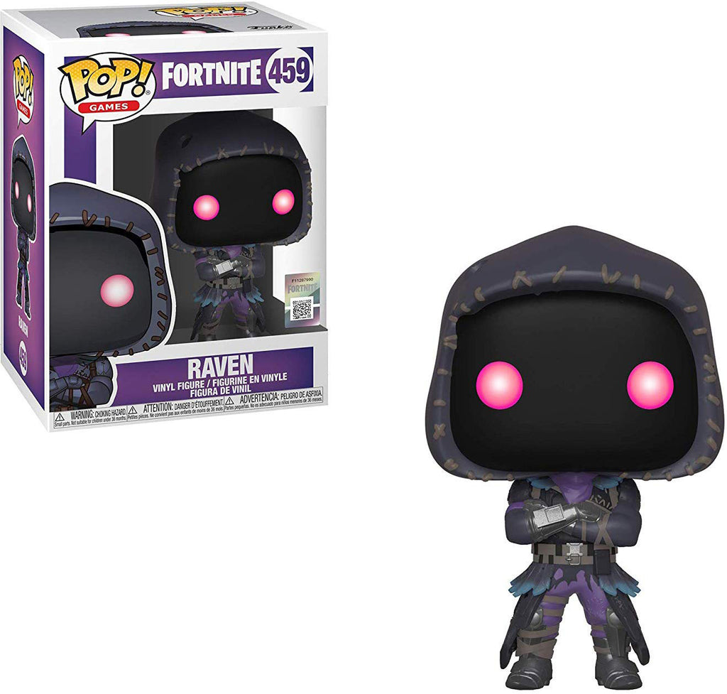 Pop Games 3.75 Inch Action Figure Fortnite - Raven #459