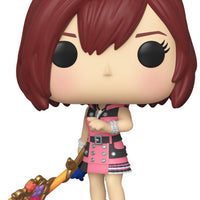 Pop Games 3.75 Inch Action Figure Kingdom Hearts 3 - Kairi #624 Exclusive