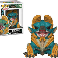 Pop Games Monster Hunter 3.75 Inch Action Figure - Zinogre #294