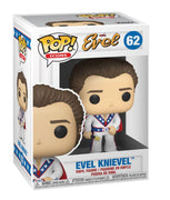 Pop Icons Evel 3.75 Inch Action Figure - Evel Knievel #62