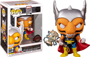 Pop Marvel 3.75 Inch Action Figure 80 years - Beta Ray Bill #582 Exclusive