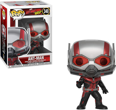 Pop Marvel 3.75 Inch Action Figure Ant-Man And The Wasp - Ant-Man #340