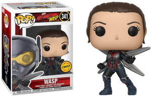 Pop Marvel 3.75 Inch Action Figure Ant-Man and the Wasp - Wasp #341 Chase