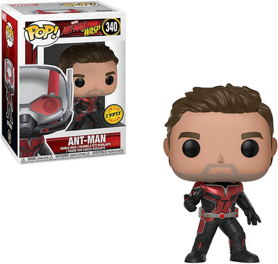 Pop Marvel 3.75 Inch Action Figure Ant-Man & The Wasp - Ant-Man #340 Chase
