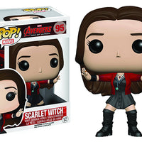 Pop Marvel 3.75 Inch Action Figure Avengers Age Of Ultron - Scarlett Witch #95