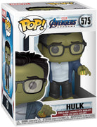 Pop Marvel 3.75 Inch Action Figure Avengers Endgame - Hulk With Taco #575