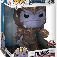 Pop Marvel Avengers 10 Inch Action Figure Giant Series Exclusive - Thanos #460