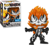 Pop Marvel 3.75 Inch Action Figure Ghost Rider - Venomized Ghost Rider #369 Exclusive