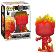 Pop Marvel 3.75 Inch Action Figure Marvel 80 Years - The Original Human Torch #501
