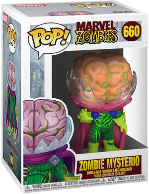 Pop Marvel Marvel Zombies 3.75 Inch Action Figure - Zombie Mysterio #660