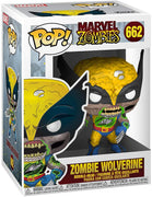 Pop Marvel Marvel Zombies 3.75 Inch Action Figure - Zombie Wolverine #662
