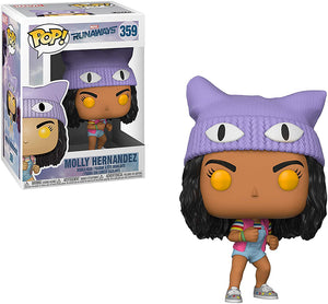 Pop Marvel 3.75 Inch Action Figure Runaways - Molly Hernandez #359
