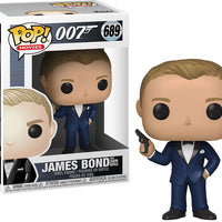Pop Movies 007 3.75 Inch Action Figure - James Bond from Casino Royale #689
