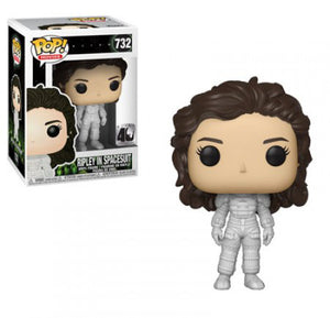 Pop Movies 3.75 Inch Action Figure Alien 40th - Ripley In Spacesuit #732