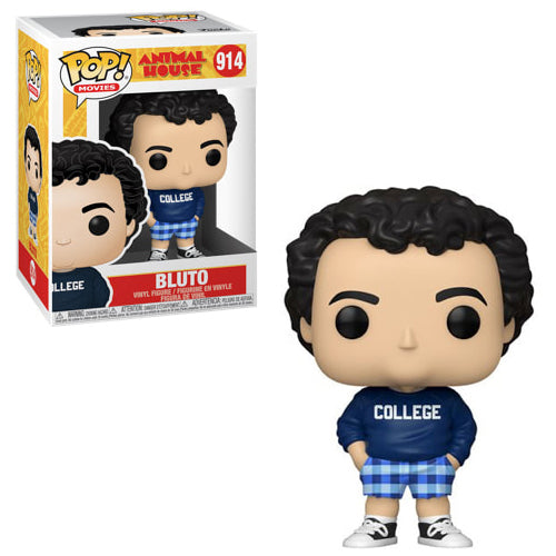 Pop Movies Animal House 3.75 Inch Action Figure - Bluto #914