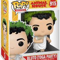 Pop Movies Animal House 3.75 Inch Action Figure - Bluto (Toga Party) #915