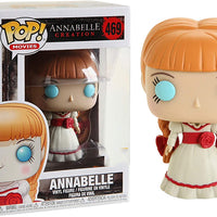 Pop Movies 3.75 Inch Action Figure Annabelle - Annabelle Cute #469 Exclusive