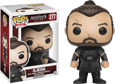 Pop Movies 3.75 Inch Action Figure Assassin's Creed - Ojeda #377