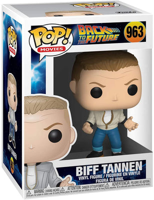 Pop Movies Back To The Future 3.75 Inch Action Figure - Biff Tannen #963
