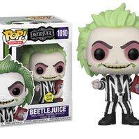 Pop Movies Beetlejuice 3.75 Inch Action Figure Exclusive - Beetlejuice #1010