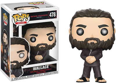 Pop Movies Blade Runner 2049 3.75 Inch Action Figure - Wallace #478