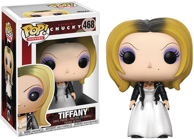 Pop Movies 3.75 Inch Action Figure Bride Of Chucky - Tiffany #468