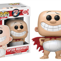 Pop Movies 3.75 Inch Action Figure Captain Underpants - Captain Underpants #426