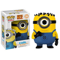 Pop Movies Despicable Me 2 3.75 Inch Action Figure - Carl #35
