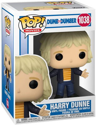 Pop Movies Dumb and Dumber 3.75 Inch Action Figure - Harry Dunne #1038