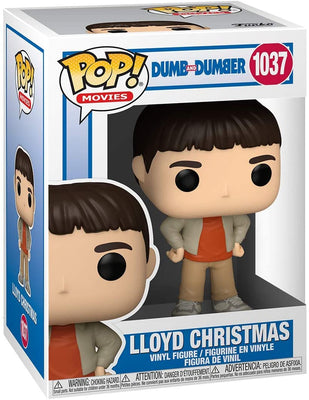 Pop Movies Dumb and Dumber 3.75 Inch Action Figure - Lloyd Christmas #1037
