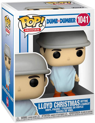 Pop Movies Dumb and Dumber 3.75 Inch Action Figure - Lloyd Christmas #1041