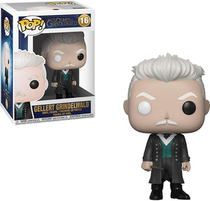 Pop Movies 3.75 Inch Action Figure Fantastic Beasts 2 - Gellert Grindelwald #16