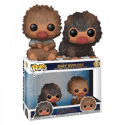 Pop Movies Fantastic Beasts 3.75 Inch Action Figure 2-Pack - Baby Niffler