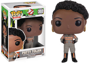 Pop Movies Ghostbusters 3.75 Inch Action Figure - Patty Tolan #302