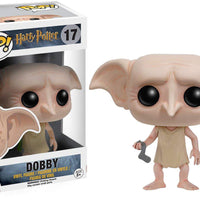 Pop Movies 3.75 Inch Action Figure Harry Potter - Dobby #17