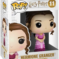 Pop Movies 3.75 Inch Action Figure Harry Potter - Hermione Granger #11