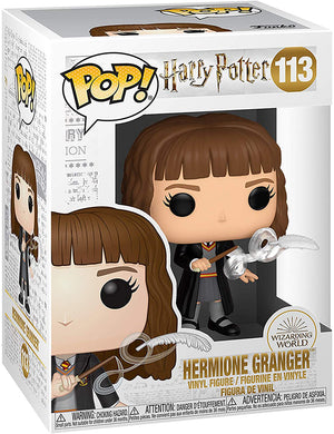 Pop Movies Harry Potter 3.75 Inch Action Figure - Hermione Granger #113