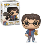Pop Movies Harry Potter 3.75 Inch Action Figure - Holiday Harry Potter #122