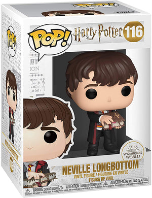 Pop Movies Harry Potter 3.75 Inch Action Figure - Neville Longbottom #116