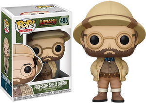 Pop Movies Jumanji 3.75 Inch Action Figure - Professor Shelly Oberon #495