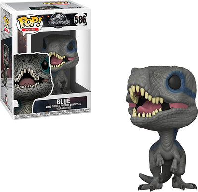 Pop Movies 3.75 Inch Action Figure Jurassic World - Blue #586