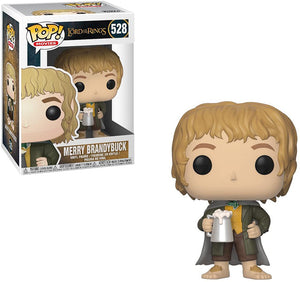 Pop Movies 3.75 Inch Action Figure Lord Of The Rings - Merry Brandybuck #528