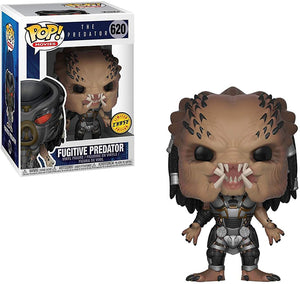 Pop Movies 3.75 Inch Action Figure Predator - Fugitive Predator #620 Chase
