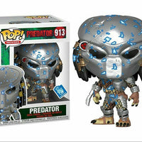 Pop Movies 3.75 Inch Action Figure Predator - Predator Half Cloak #913 Exclusive