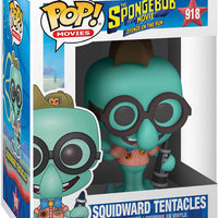 Pop Movies 3.75 Inch Action Figure Spongebob Squarepants - Squidward Tentacles #918